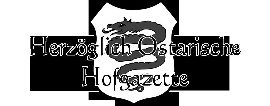 Herzöglich-Ostarische Hofgazette